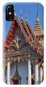 Wat Thewarat Kunchorn Wiharn Dthb292 IPhone Case
