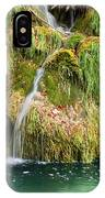 Water Cascade IPhone Case