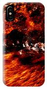 Water Flowing Abstract IPhone Case