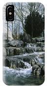 Water Flowing In A Garden, St. Fiachras IPhone Case
