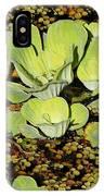 Water Lettuce IPhone Case