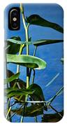 Water Lilies No.098 IPhone Case
