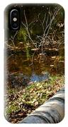 Water Seeing IPhone Case