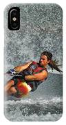 Water Skiing Magic Of Water 15 IPhone Case