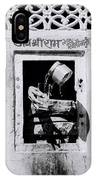 Water Vendor In Jaipur IPhone Case