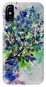 Watercolor 110190 IPhone Case