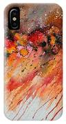 Watercolor 212022 IPhone Case
