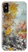 Watercolor 218022 IPhone Case
