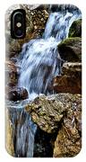 Waterfall 2 IPhone Case
