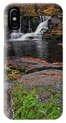 Waterfall Childs State Park IPhone Case