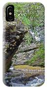 Waterfall Rock IPhone Case