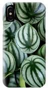 Watermelon Leaves IPhone Case