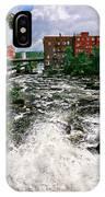 Waterpower IPhone Case
