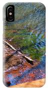 Watery Shadows IPhone Case