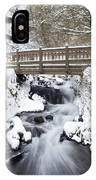 Waukeena Creek, Columbia River Gorge IPhone Case