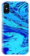 Waves Of Abstraction IPhone Case