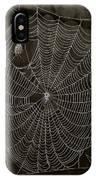 Web Master IPhone Case