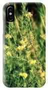 Weeds IPhone Case