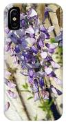 Weeping Wisteria IPhone Case