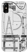 Weighbridge And Hygrometer, 18th Century IPhone Case