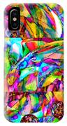 Welcome To My World Triptych IPhone Case