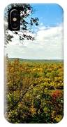 Weston Bend Fall Colors IPhone Case
