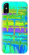 Wet Drippy Paint IPhone Case
