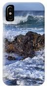 Wet Lava Rocks IPhone X Case