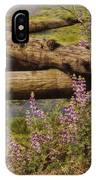 Wetland Beauty IPhone Case