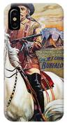W.f. Cody Poster, 1910 IPhone Case