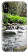 Whangarei Falls In New Zealand IPhone Case