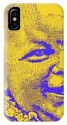 what is so funny big ears IV IPhone Case
