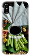 What's For Supper IPhone Case