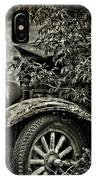 Wheels And Roots  IPhone Case