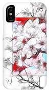 When The Almond Trees Are In Blossom  IPhone Case