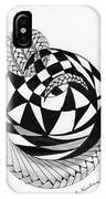 Whimsey 4 IPhone Case