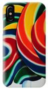 Whirly Pop 2 IPhone Case