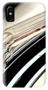 White Chief IPhone Case