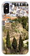 White Town Of Ronda IPhone Case