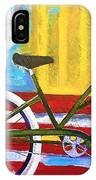 White Wall Tires IPhone Case