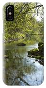 Whitewater River Spring 10 IPhone Case