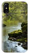Whitewater River Spring 11 IPhone Case