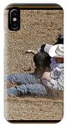 Whoa Doggy 6 IPhone Case