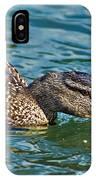 Wild Duck IPhone Case