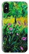 Wild Flowers 451190 IPhone Case