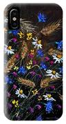 Wild Flowers 452150 IPhone Case