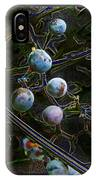 Wild Grapes Abstracted IPhone Case