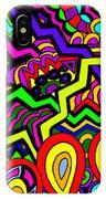 Wild Night IPhone Case