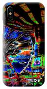 Wild Rides IPhone Case