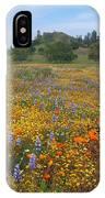 Wildflower Wonderland 8 IPhone Case